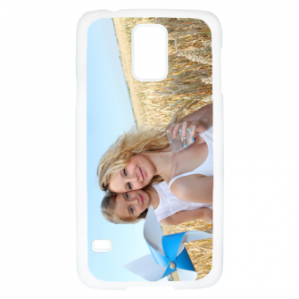 Foto Cover Galaxy S5 mini bianca