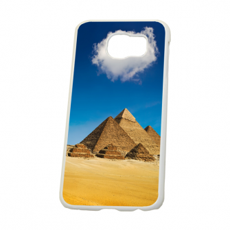 Foto Cover Galaxy S6 bianca