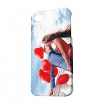 Foto Cover Iphone 4 3D