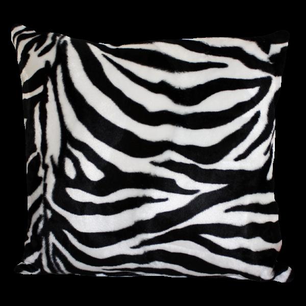 Cuscini Zebrati.Cuscino Pelliccia Zebra Cuscini Artilab